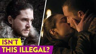 Game of Thrones Season 8 Episode 2: The Most Funny and Shocking Moments | ⭐OSSA