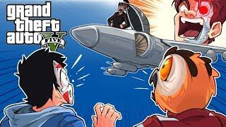 GTA 5 - What happened before we recorded Deathrun! (Funny Moments)