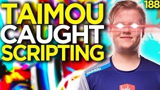 Taimou's Aimbot Malfunctions - Overwatch Funny Moments 188