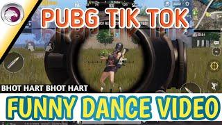 PUBG TIK TOK FUNNY DANCE VIDEO AND FUNNY MOMENTS [ PART 27 ] || EAGLE BOSS