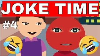 Joke Time #4 Tagalog Jokes Tawanan Time Pinoy Animation