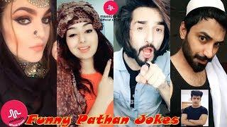 Funny Pathan Dialogue#10 Best Comedy jokes | Trends Videos 2018 | Pakistani musically boys & Girls