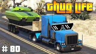 GTA 5 ONLINE : THUG LIFE AND FUNNY MOMENTS (WINS, STUNTS AND FAILS #80)