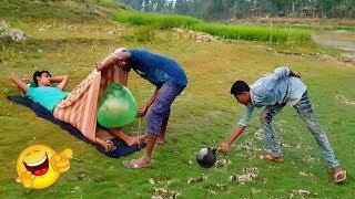 Must Watch New Funny Comedy Videos 2019 | Episode 13 | #MahaFunTv