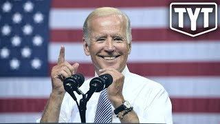 Biden Jokes About Inappropriate Touching