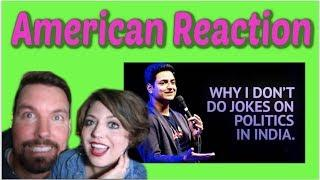 Kenny Sebastian | Why I Don't Do Jokes About Politics | American Reaction!