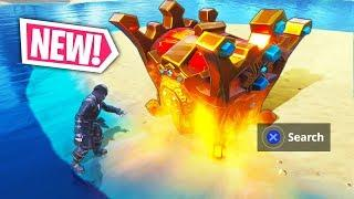 *NEW* SUPER RARE LOOT CHEST!! - Fortnite Funny WTF Fails and Daily Best Moments Ep. 961