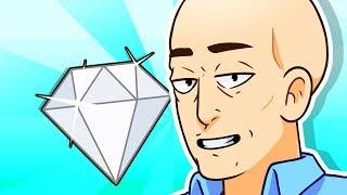 Yo Daddy so Bald! Diamond