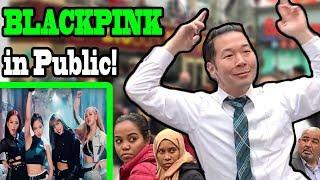 "BLACKPINK ""Kill this Love"" - Kpop Dance in Public!!"