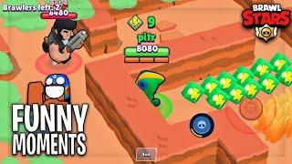 BEST Funny Moments & Glitches & Fails|Brawl Stars Montage #3| (Brawl Stars)