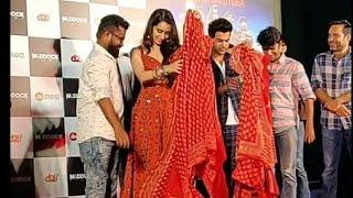 Funny Set on Stree trailer launch | Shraddha kapoor | Rakummar rao | Bollywood movie trailer