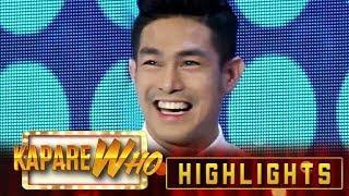 Ion laughs at his corny joke | It's Showtime KapareWho
