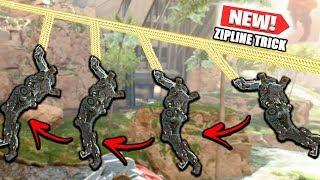 This *500 IQ* Zipline Trick Is OP..!! - NEW Apex Legends Funny Epic Moments #41