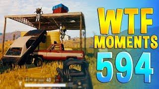 PUBG WTF Funny Daily Moments Highlights Ep 594