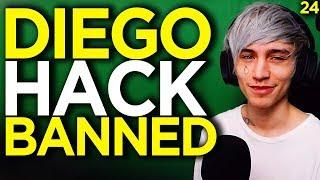 Diegosaurs Gets Banned For Hacking | Apex Legends Funny Moments 24