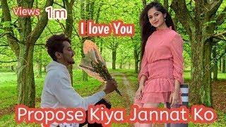 Faisu proposed jannat love story Mr faisu Jannat zubair tik tok videos lfaisu musically video status