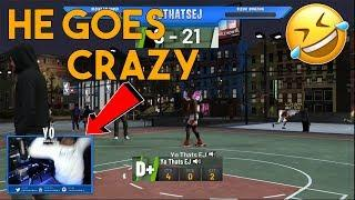 NBA 2K19 Rage/Funny Moments #55