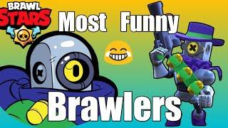Ricochet Brawlers Most Amazing & Funny ????| Brawl Stars India | Most Funny Brawlers | Gamesters Add