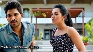 Allu Arjun Funny Love Whatsapp Status Video