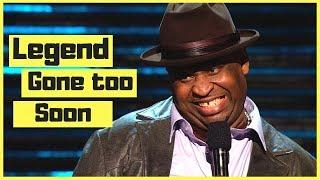 Patrice O'Neal - Funniest Standup Jokes - RIP