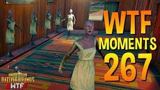 PUBG Daily Funny WTF Moments Highlights Ep 267