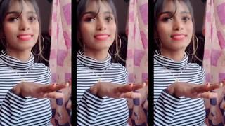 Cute Tamil Girls On TikTok Musically | Romance, Funny, Love Cute Videos Part-3