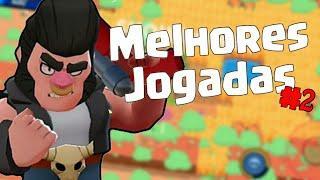 MELHORES JOGADAS DO BRAWL STARS #2
