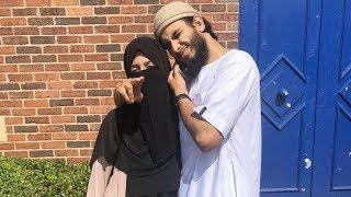 Best Muslim Couple!! Love, Funny, Crazy and Romantic Moment Ummx Abdullah
