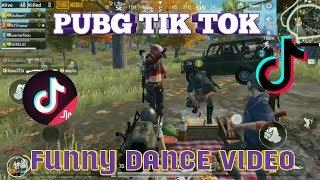 PUBG TIK TOK FUNNY DANCE  ( NO 20) AND FUNNY MOMENTS ||  BY PUBG FUN