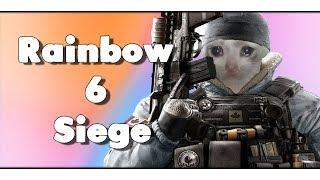 Rainbow 6 Siege But YOUR ENTIRE TEAM IS BOTS - R6S Funny Moments
