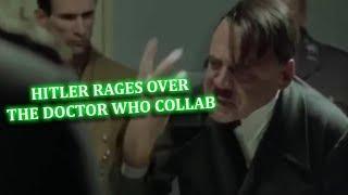 (Joke)  Hitler rages over Doctor Who Collab