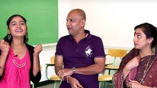 मूल जन्माला कसं येतं - Funny Student - Teacher Comedy   Marathi Latest Jokes