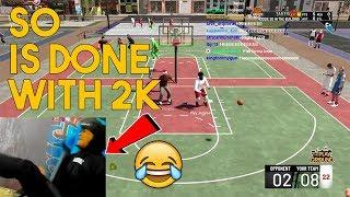 NBA 2K19 Rage/Funny Moments #45