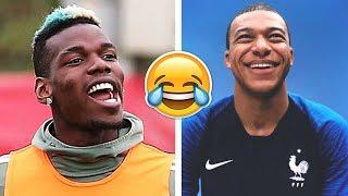 Famous Football Players - Funny Moments 2019 | #2