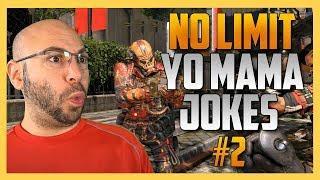No Limit Yo Mama Jokes #2!