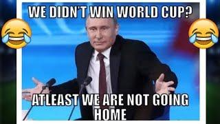 Putin Funny Memes Compilation | World Cup Memes 2018