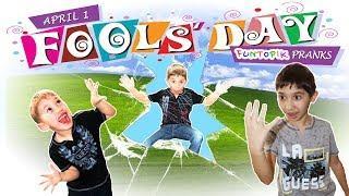 Funtopik Funny April Fool Day Pranks We Love Pranks Best Pranks for Kids