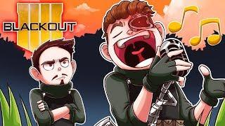 THE AUTO-TUNE VOICE RETURNS?! (COD Blackout Funny Moments)