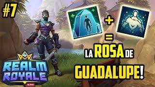 Realm Royale Funny Moments #7 - Versión La Rosa de Guadalupe - MEJORES MOMENTOS