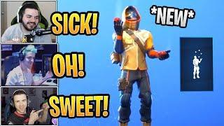 Streamers React to the *NEW* Jugglin' Emote! - Fortnite Best and Funny Moments
