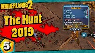 Borderlands 2 | The Hunt 2019 Funny Moments And Drops | Day #5