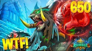 HEARTHSTONE Best Daily FUNNY and WTF Moments 650!