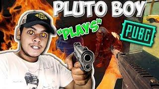 How the PLUTO BOY PLAYS PUBG - MUST WATCH FUNNY MOMENTS !! | PUBG INDIA PC Gameplay