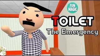 A JOKE OF  TOILET THE EMERGENCY Alok Singh