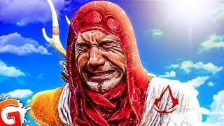 ASSASSIN'S CREED ODYSSEY FUNNY MOMENTS! #1