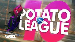 POTATO LEAGUE #10 | Rocket League Funny Moments & Fails