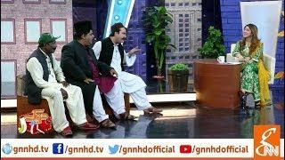 Joke Dar Joke   Comedy Delta Force with Tahir Sarwar Mir & Hina Niazi   7 Oct 18