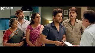 Allu Arjun Funny Love Latter Whatsapp status video