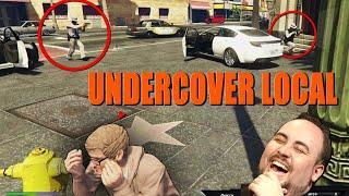 Jacob Pretends to be a Local During Heist | GTA 5 RP Funny Moments