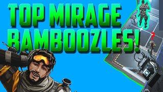 APEX Legends Funny Moments - Mirage Bamboozle Ninja Compilation #1